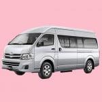 Toyota Hiace Commuter 15 Seat